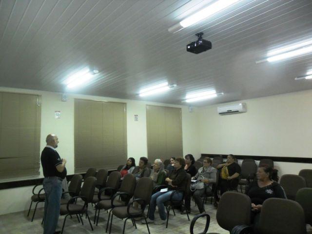 Palestra: Associativismo / Cooperativismo