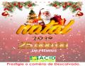 Ganhadores do Sorteio Magia de Natal ACID 2019
