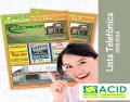 Lista telefônica ACID 2015/2016, garanta seu espaço, últimos dias na venda de anúncios